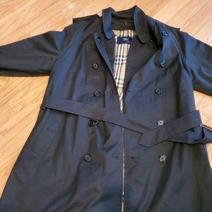 Burberry Trench Coat Nova Check  44R